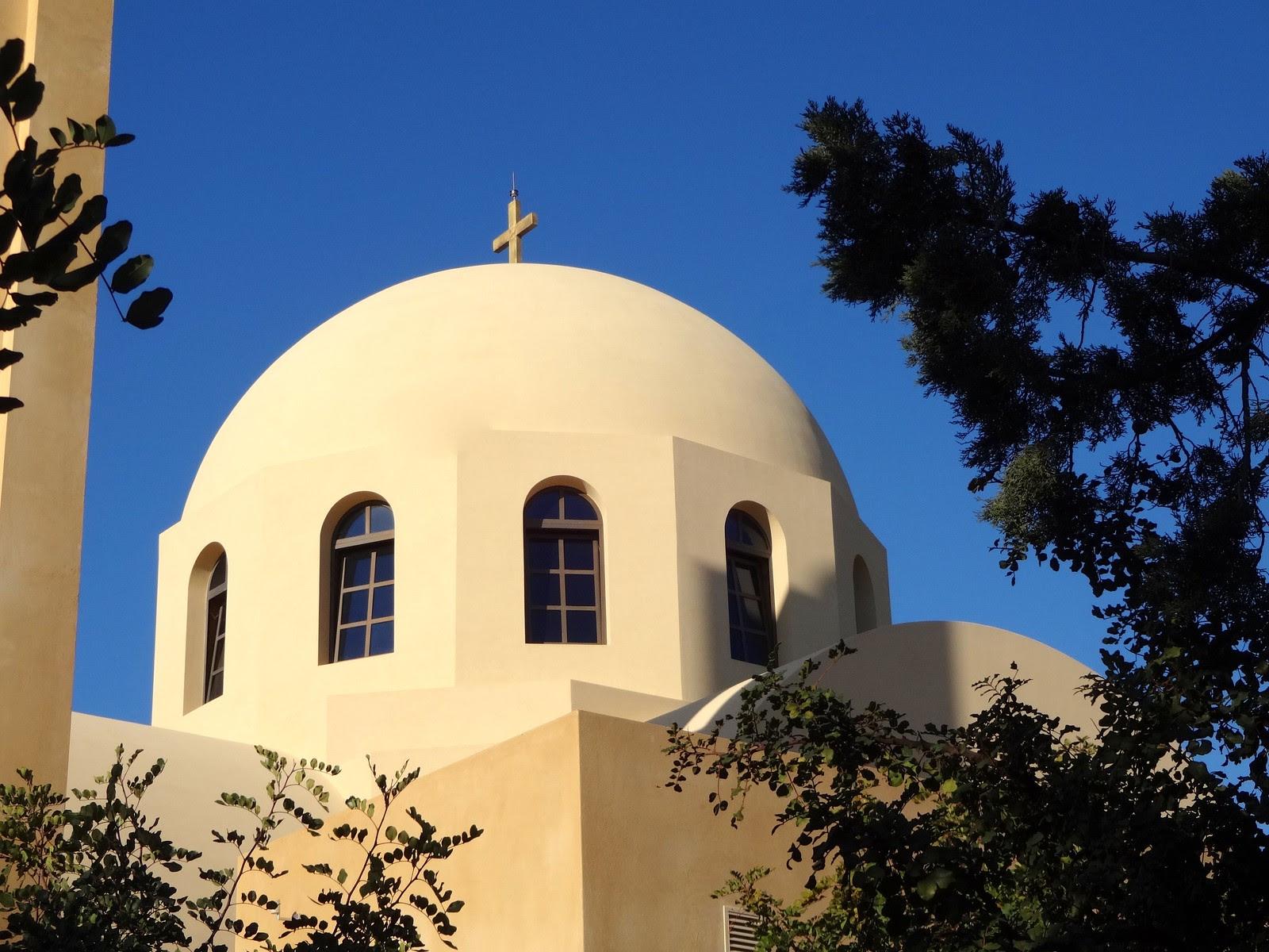 Orthodox church, in peninsula