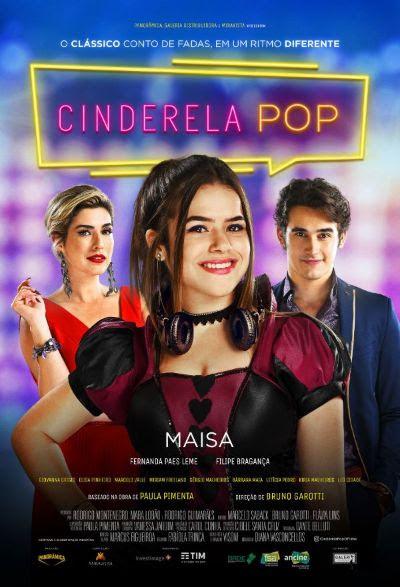 Cinderela Pop : Poster