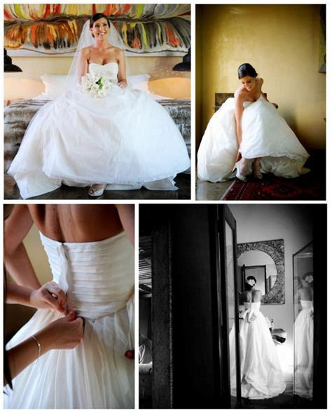 Vera Wang VW351071 Empire Waist Gown with Sash Wedding