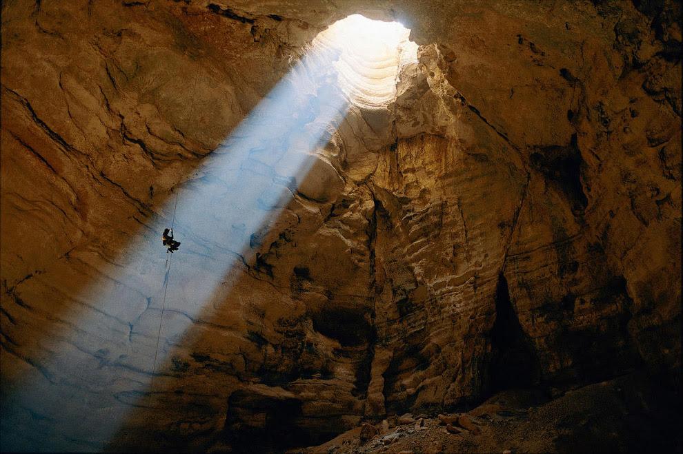 Печера Крубера Cave (Voronyya)