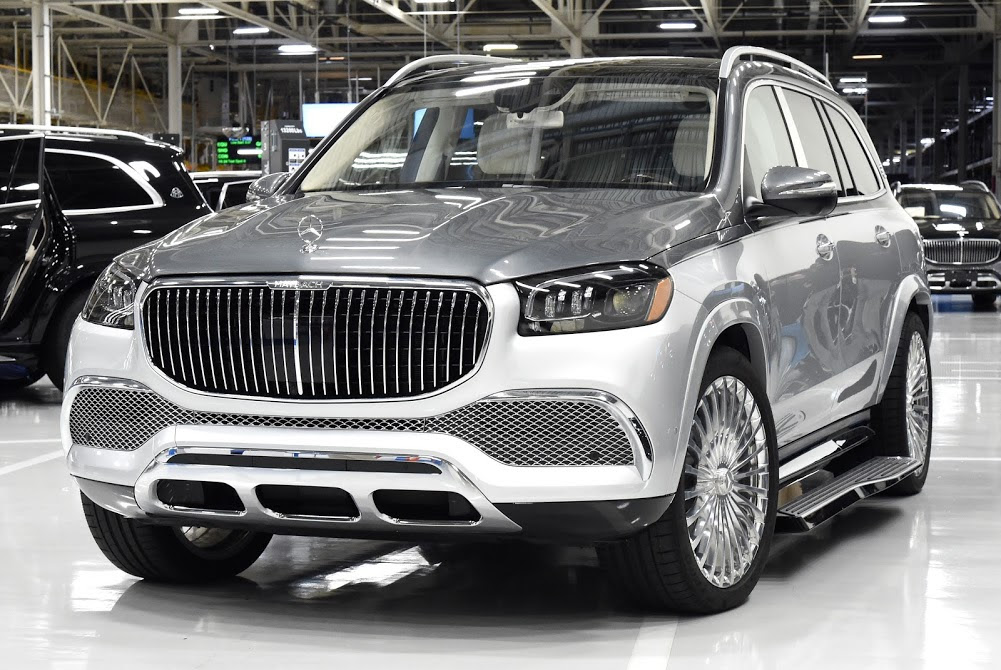 Mercedes Alabama plant launches production of ultra-luxury ...
