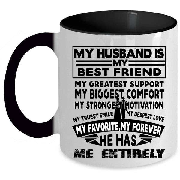 My Favorite My Forever Coffee Mug My Husband Is My Best Friend