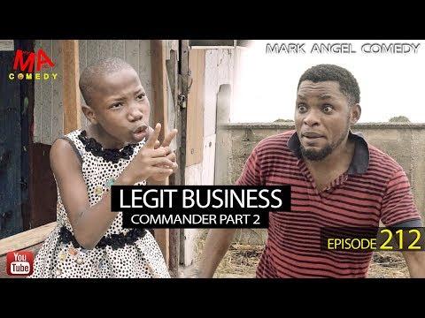 Legit Business | Mark Angel Comedy (Episode 212)