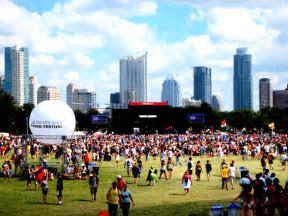 10 Best US Music Festivals of 2013: #9 Austin City Limits