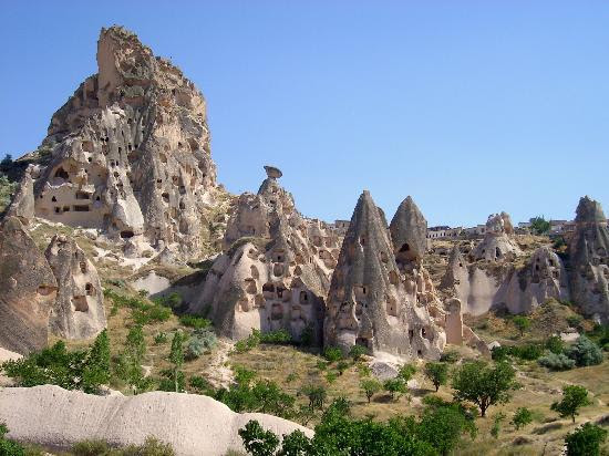 Cappadocia, Turkey: Alrededores de Goreme