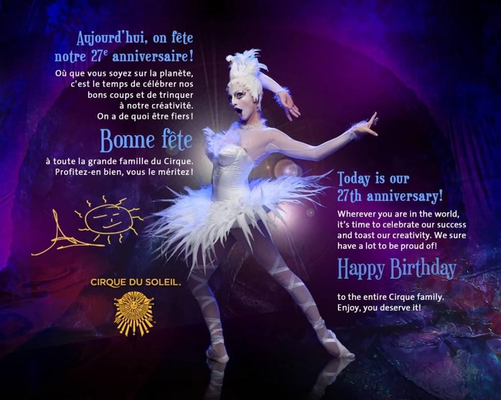 Quotes About Cirque Du Soleil 17 Quotes