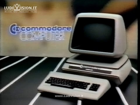 Commodore VIC-20 e C-64 (1983)