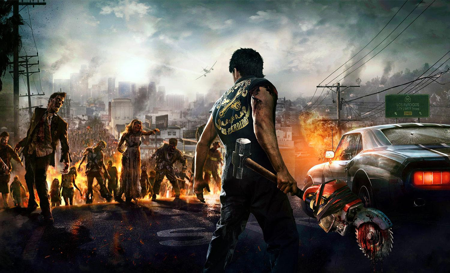 Xbox Game Pass is adding seven new titles, including Dead Rising 3 screenshot
