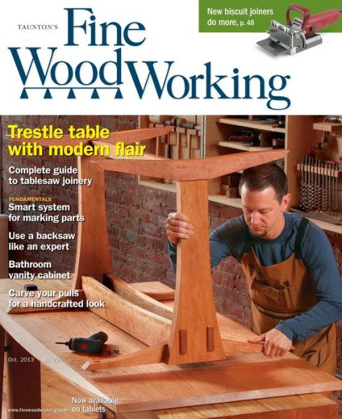 Fine Woodworking Magazine October 2004 No 172 Woodworking Plans Desk