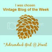 Vintage Blog Of The Week Feature