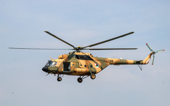U.S. Department of Defense refused not the contract, but the  option for the purchase of 15 helicopters Mi-17  for  Afghan
