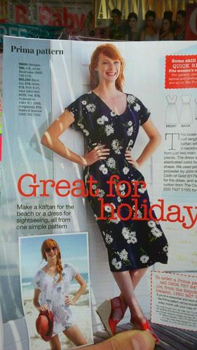 Prima Magazine - Pattern, July 2012 (01)