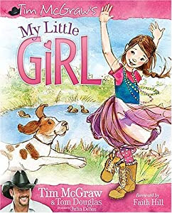 """Cover of """"My Little Girl"""""""