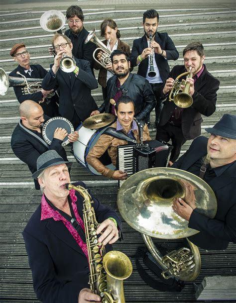 La Panika in Podium Grounds, ongekend goede muziek