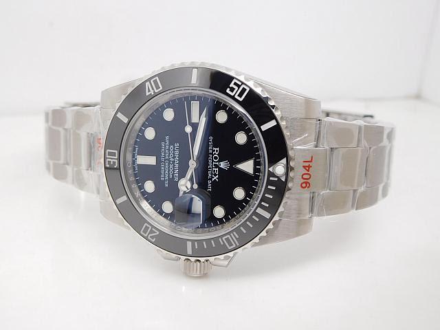 V8 Rolex Submariner 116610 Ceramic Bezel