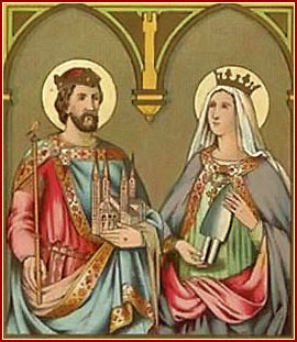 SANTA CUNEGUNDA, Emperatriz de Alemania, Virgen y Viuda