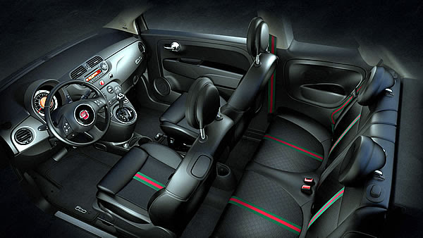 2013 Fiat 500 and 500c Gucci Edition