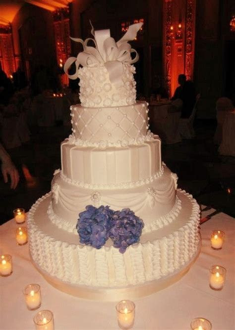 My Buttercream wedding cake   NO fondant!!!   Elegant Cake