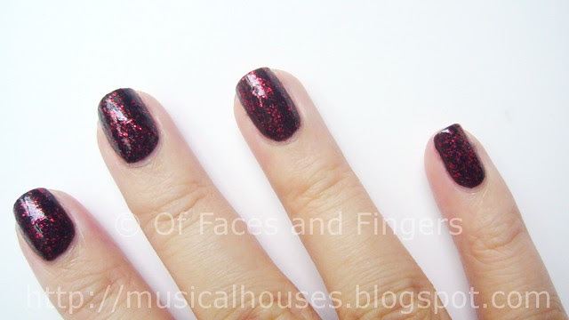 China Glaze Lubu Heels Nails Inc Trafalgar Square 3