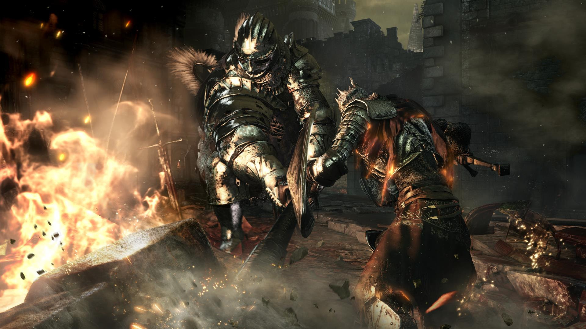 Dark Souls 3 Has Been In The Works For Two Years Vg247