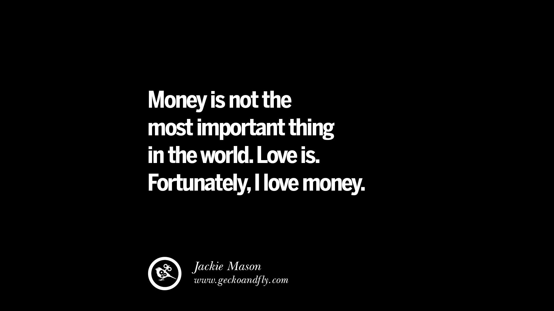 Money Quotes. QuotesGram