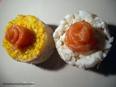 Tortino di Sushi