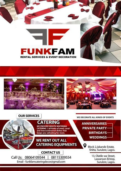 Event Planners, Pls Update Your Contacts.   Events (33