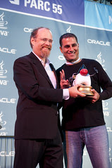 Duke Choice Awards Ceremony, Open House, JavaOne 2011 San Francisco