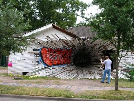 The Hole House