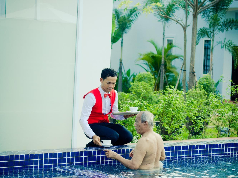 Price Var Sunny Angkor Suite Hotel