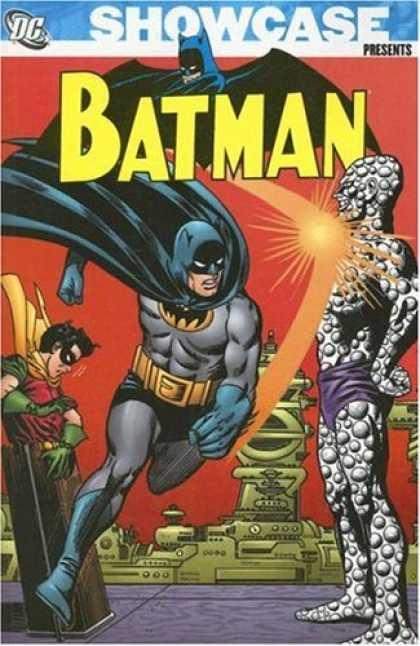 Showcase Presents Batman, v. 2 cover