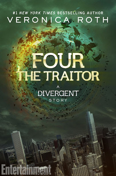 Veronica Roth's Divergent companion series -- exclusive EW.com image
