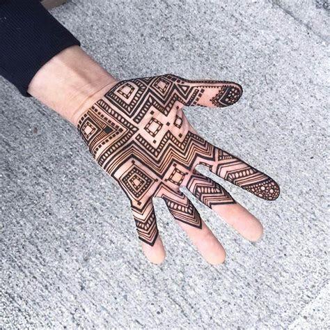 Mehndi Tattoo Patterns For Men ~ iMehndi.com