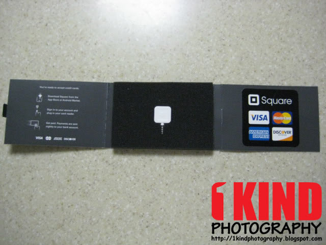Review: Square Credit Card Reader App and Service