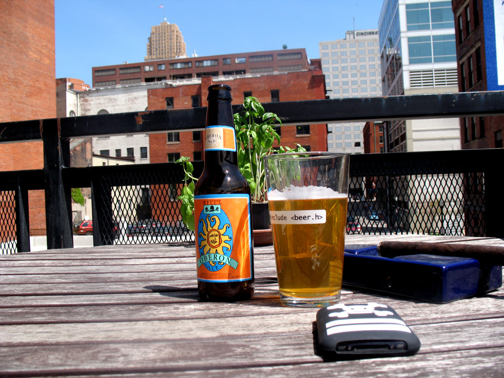 first Oberon of 2009