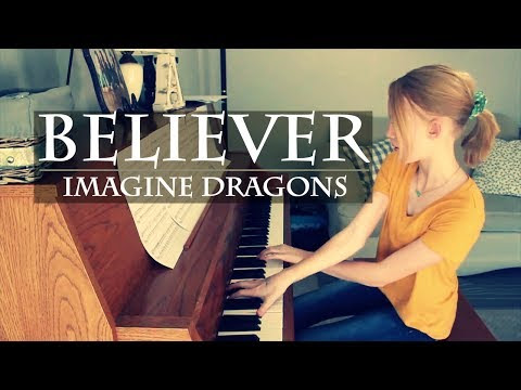 Roblox Piano Video Believer By Imagine Dragons Sheets