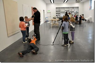 Kinderclub mit Roger Levy Projektraum 021