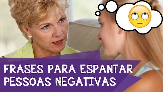 Melhor sempre Se Afaste De Pessoas Negativas Frases