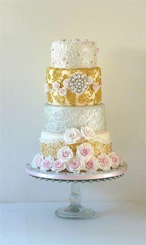 Fashion Inspired Wedding Cake Beautiful Bracelet Billibi I