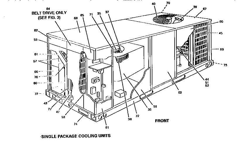 York Air Conditioner Parts Diagram