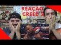 Reação + Comentários do trailer de Creed 2