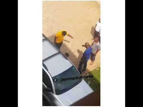 BABCOCK UNIVERSITY STUDENT FLOGGED IN FRONT OF COURSEMATE AFTER SPENDING 800k MEANT FOR HIS TEXTBOOK AND SCHOOL BILLS (WATCH VIDEO)