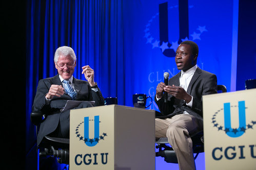 Getting off the Ground: Stories of Starting Up - CGI U 2013 by Clinton Global Initiative