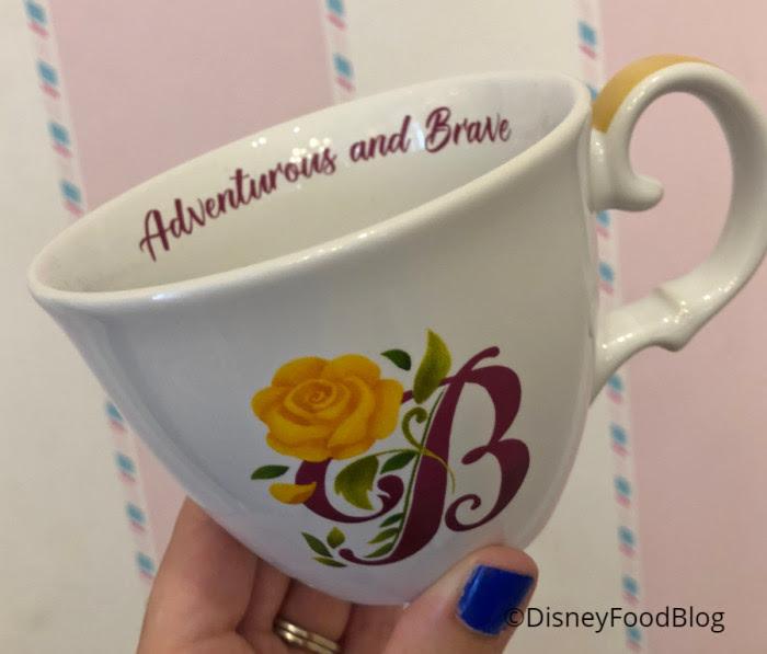 Belle Tea Cup