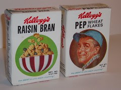 Raisin Bran & Pep