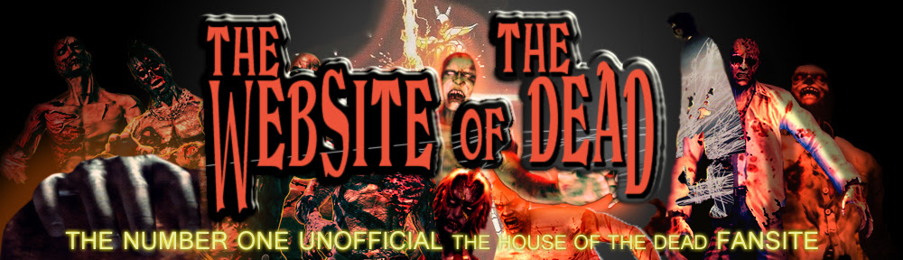 The House Of The Dead 4 The Website Of The Dead
