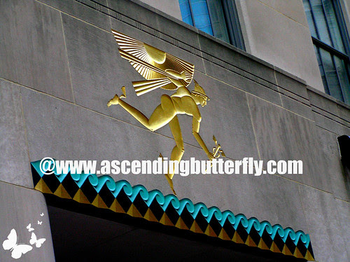 Look Up Rockefeller Center Holidays 2012 WATERMARKED