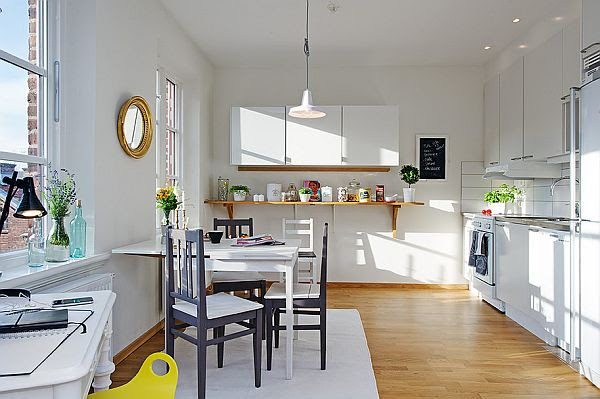 Renovated apartment in Sweden for sale