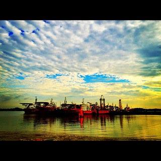 Heartland. Sunrise Ships #sgmemory