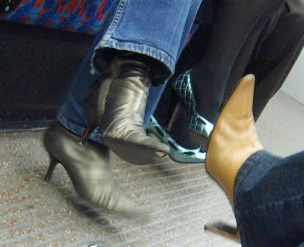 Metallic Shoes in all varieties